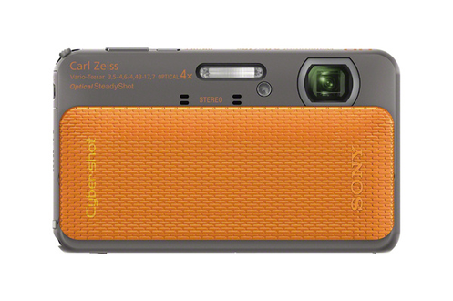 Sony DSC-TX20 GRIS ORANGE