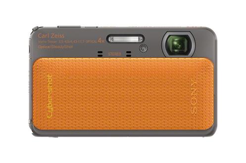 Sony DSC-TX20 GRIS ORANGE