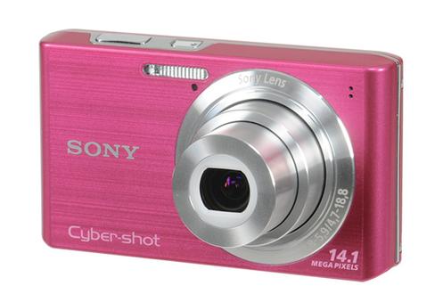 Appareil photo compact SONY DSC W610 ROSE