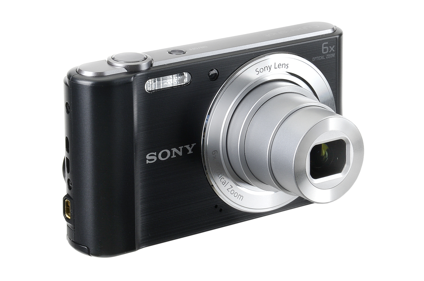 appareil photo compact sony dsc w810 noir 4036867 darty