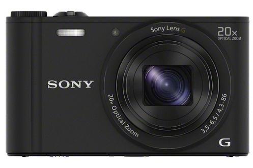 Appareil photo compact DSC-WX350 NOIR Sony