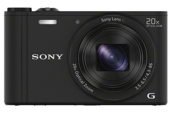 Appareil photo compact DSC-WX350 Sony