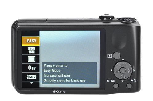Sony DSC H90 NOIR