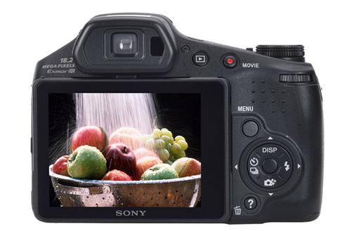 Sony DSC HX200V