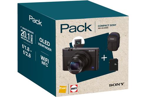 Sony DSC-RX100 III N PACK + HOUSSE + CARTE SD 8 Go