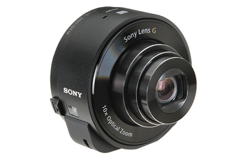 Appareil photo compact SMART LENS DSC-QX10 NOIR Sony