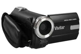 Caméscope numérique DVR 808 NOIR Vivitar