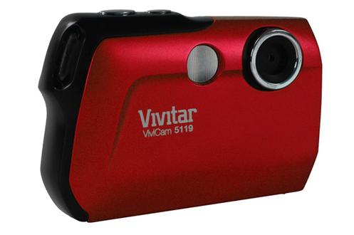 Vivitar V5119 ROUGE