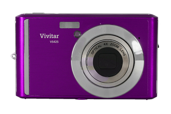Appareil photo compact VS425 VIOLET Vivitar