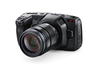 Appareil photo Reflex Blackmagic Design Pocket Cinema Cam 4K...