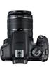 Canon EOS 2000D+EF-S 18-55 IS II+EF 75-300 f/4-5,6 III + Sac + Carte mémoire SD 16 Go photo 7