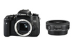 Reflex EOS 760D NU + EF-S 24mm f/2,8 STM Canon