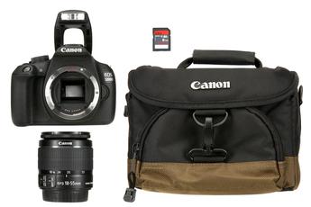 Reflex EOS 1200D 18-55 + FOURRE-TOUT + 8G Canon