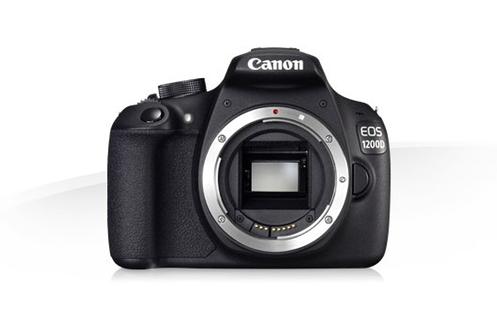 Reflex Canon EOS 1200D NU