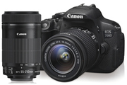 Canon EOS 700D + 18-55MM IS STM ET 55-250MM IS STM