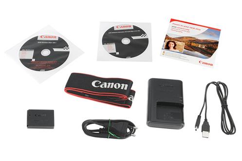 Reflex Canon EOS 100D NU