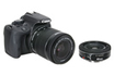 Canon EOS 100D + 18-55 IS STM + EF 40 MM STM photo 1
