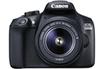 Canon EOS 1300D + EF-S 18-55MM DC III + EF 75-300mm f/4-5.6 III + Sac + SD 8GO photo 2