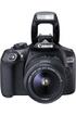 Canon EOS 1300D + EF-S 18-55MM DC III + EF 75-300mm f/4-5.6 III + Sac + SD 8GO photo 4