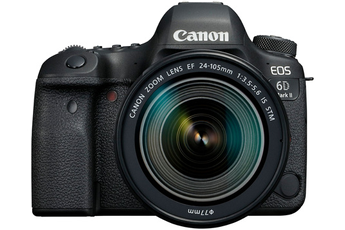 Reflex EOS 6D MARK II + 24-105 MM IS STM Canon