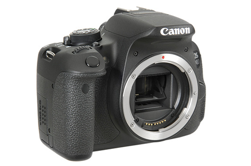 Reflex Canon EOS 700D NU