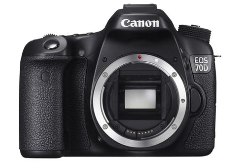 Canon EOS 70D NU