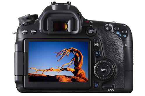Reflex Canon EOS 70D NU