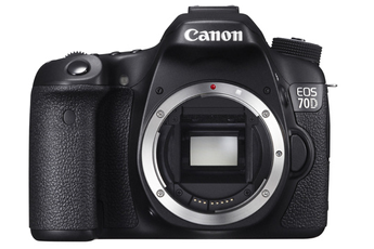 Reflex EOS 70D NU Canon