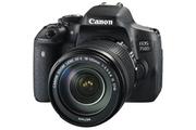 Canon EOS 750D + 18/135 STM