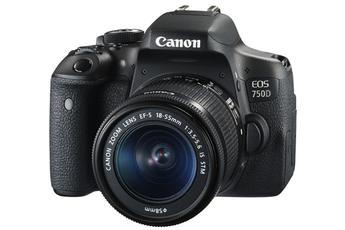 Reflex EOS 750D 18/55 IS STM Canon