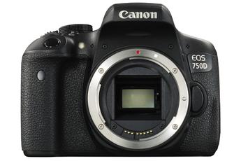 Reflex EOS 750D NU Canon