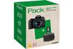 Canon PACK EOS 77D + EF-S 18-135 IS USM + FOURRE-TOUT + SD 16 GO photo 1