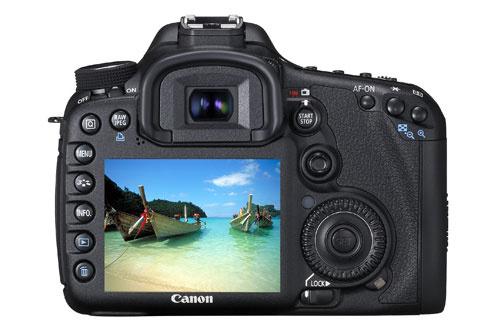 Canon EOS 7D NU