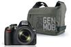 Nikon D3100+18-105MM+ETUI GOLLA photo 1