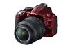 Nikon D3100 ROUGE+18-55 VR photo 1