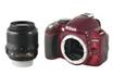 Nikon D3100 ROUGE+18-55 VR photo 2