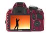 Nikon D3100 ROUGE+18-55 VR photo 4