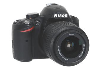 Reflex D3200+18-55VR Nikon