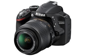 Reflex D3200 + 18-55mm VRII Nikon