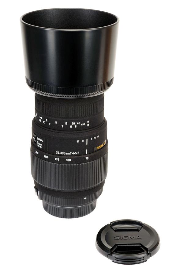 Nikon NIKON D3200 + 18 55VR II + SIGMA 70 300 MM F4 5.6 DG MACRO NIKON