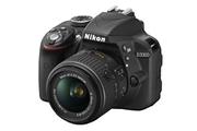 Nikon D3300 + 18-55VR II NOIR