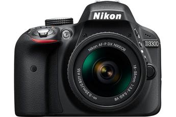 Reflex D3300 + 18-55MM VR NOIR Nikon
