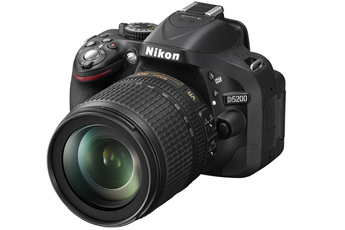 Reflex D5200 KIT + 18-105VR Nikon