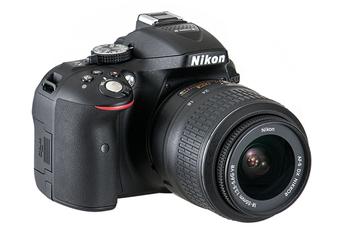 Reflex D5300 + 18-55 VR Nikon