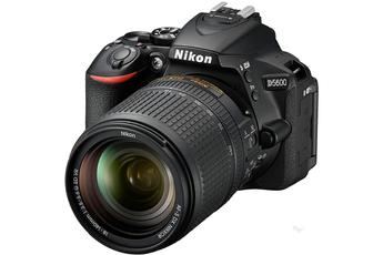 Appareil photo Reflex Nikon D5600 + AF-S DX 18-140mm f/3,5-5,6 G ED VR