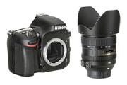 Nikon D610 + 24-85 MM