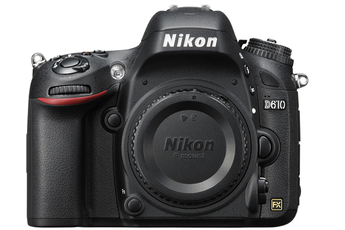 Reflex D610 NU Nikon