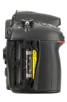 Reflex Nikon D7100 + 18-105VR