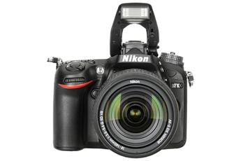 Reflex D7100 + 18-140 MM VR Nikon