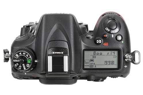 Reflex Nikon D7100 NU